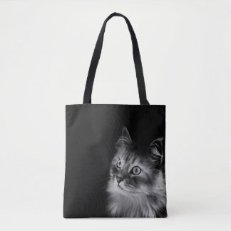 """Caturday"" Tote Bag"