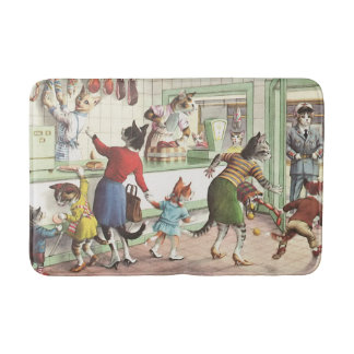 CATWALKS: Butcher Shop Burglary - Bath Mat