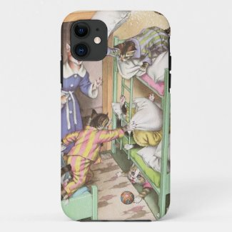 CATWALKS: Pillow Fighting - Tough iPhone 6 Case