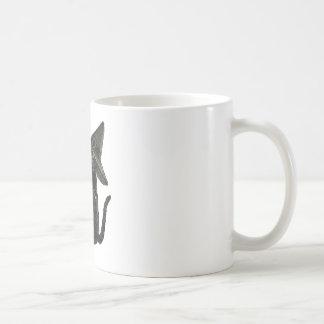 catwb, catwb classic white coffee mug