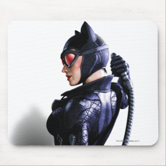 Catwoman 2 mouse pad