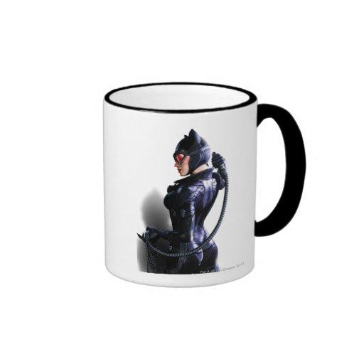 Catwoman 2 tazas de café