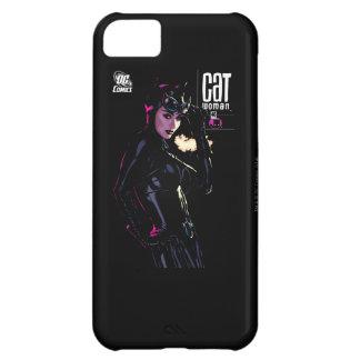 Catwoman 3 carcasa para iPhone 5C
