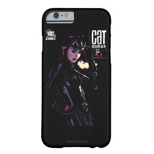 Catwoman 3 barely there iPhone 6 case