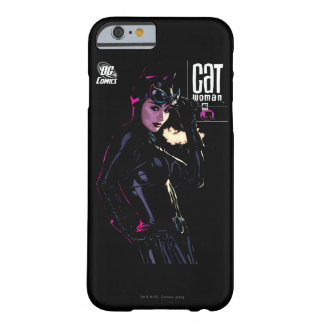 Catwoman 3 funda de iPhone 6 barely there