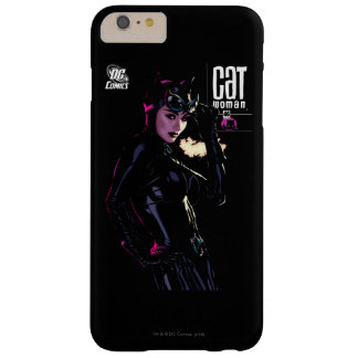 Catwoman 3 funda de iPhone 6 plus barely there