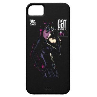Catwoman 3 iPhone SE/5/5s case