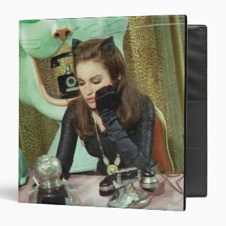 Catwoman 3 Ring Binder