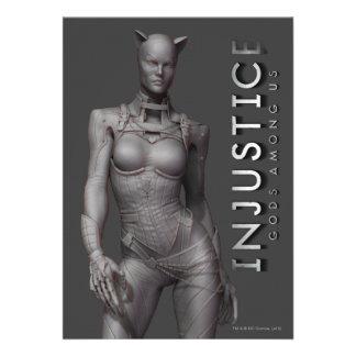 Catwoman Alternate Invitation