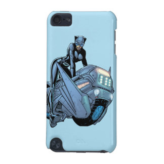 Catwoman and bike iPod touch 5G cases
