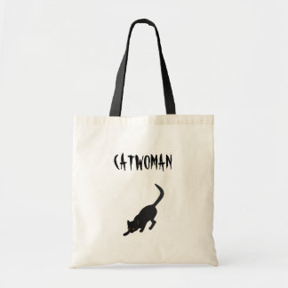 Catwoman Budget Tote Bag