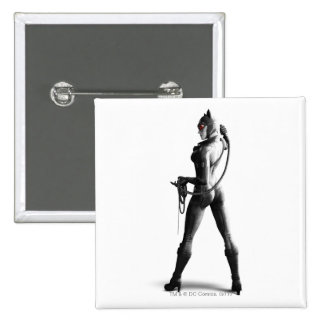 Catwoman Pinback Buttons