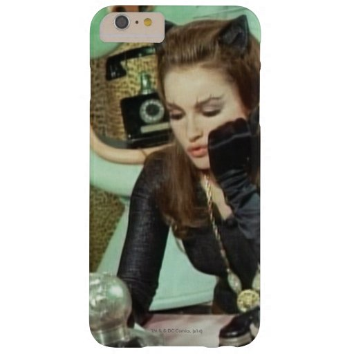 Catwoman Barely There iPhone 6 Plus Case