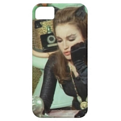 Catwoman iPhone SE/5/5s Case