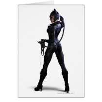 Catwoman Color Card