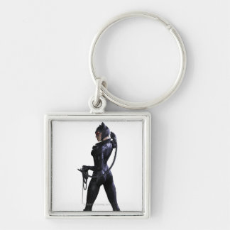 Catwoman Color Keychain