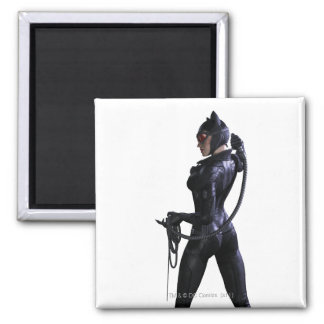 Catwoman Color Refrigerator Magnet