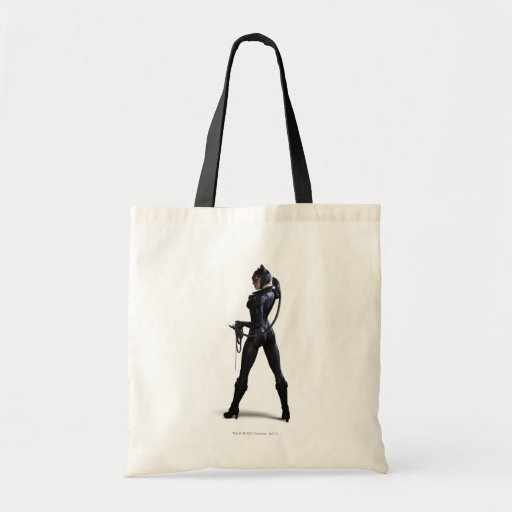 Catwoman Color Tote Bag