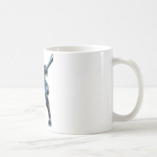 Catwoman con el azote taza de café