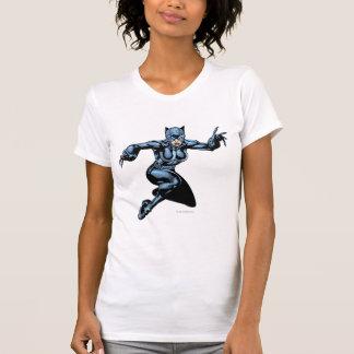 Catwoman con las garras top sin mangas