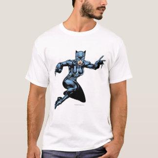 Catwoman con las garras playera
