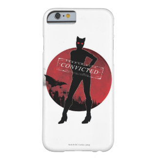 Catwoman Convicted White Barely There iPhone 6 Case