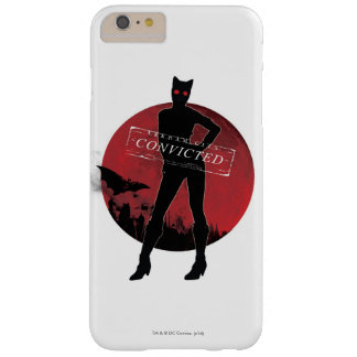 Catwoman Convicted White Barely There iPhone 6 Plus Case