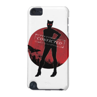 Catwoman Convicted White iPod Touch 5G Covers