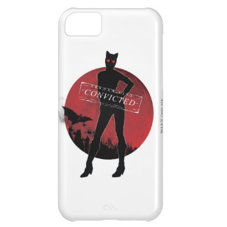Catwoman Convicted White Case For iPhone 5C