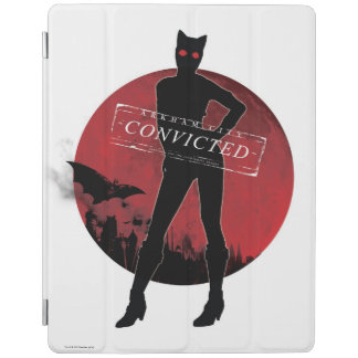 Catwoman Convicted White iPad Smart Cover