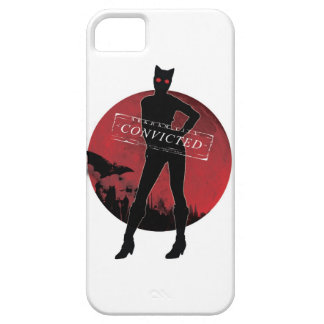 Catwoman Convicted White iPhone SE/5/5s Case