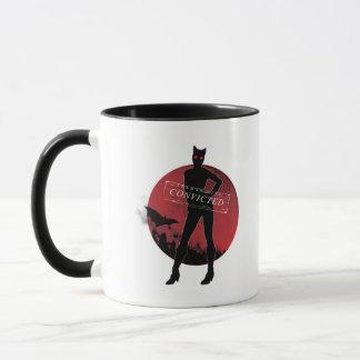 Catwoman Convicted White Mug
