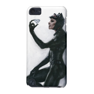 Catwoman Illustration iPod Touch (5th Generation) Cover