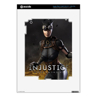 Catwoman iPad 3 Decal
