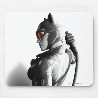 Catwoman Key Art Mouse Pad