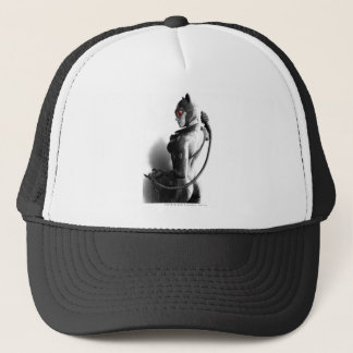 Catwoman Key Art Trucker Hat