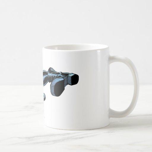 Catwoman kicks mug