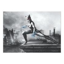 invitations, batman, arkham city, armored edition, Invitation with custom graphic design