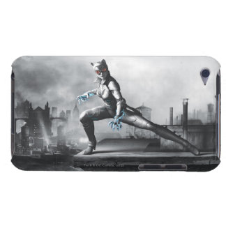 Catwoman - Lightning Barely There iPod Cases