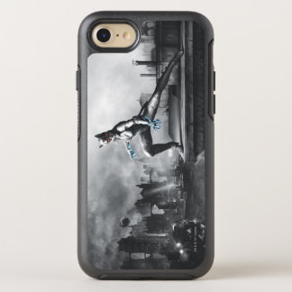 Catwoman - Lightning OtterBox Symmetry iPhone 7 Case