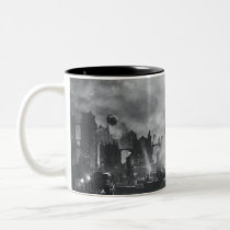 batman, arkham city, armored edition, Mug with custom graphic design