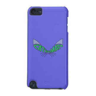 Catwoman Logo Green iPod Touch 5G Case