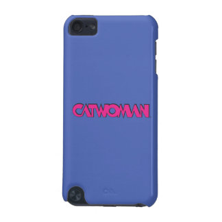 Catwoman Logo Pink iPod Touch (5th Generation) Cases