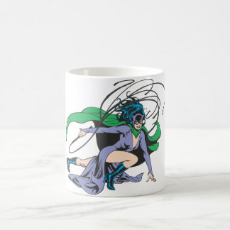 Catwoman Lunges Classic White Coffee Mug