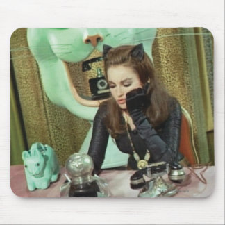 Catwoman Mouse Pad