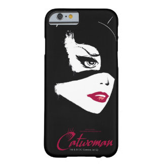 Catwoman Nine Lives Barely There iPhone 6 Case