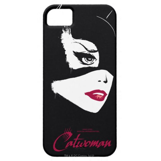 Catwoman Nine Lives iPhone 5 Cases