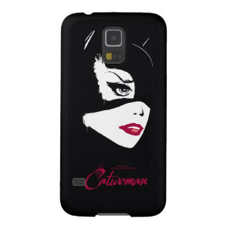 Catwoman Nine Lives Galaxy S5 Case