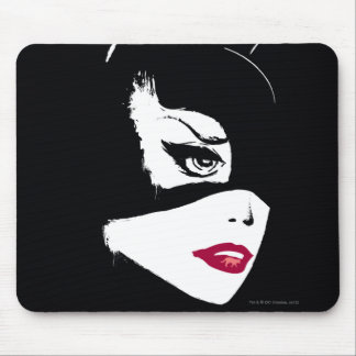 Catwoman Nine Lives Mouse Pad