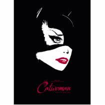 catwoman, batman, nine lives, bat's away, cat must play, dc comics, artwork, super villain, Photo Sculpture with custom graphic design